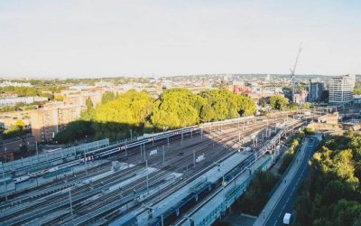 Launching Industry-Leading High-Speed Railway Sustainability Strategy